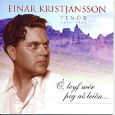 Einar Kristjánsson