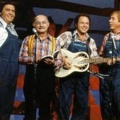 The Hee Haw Gospel Quartet